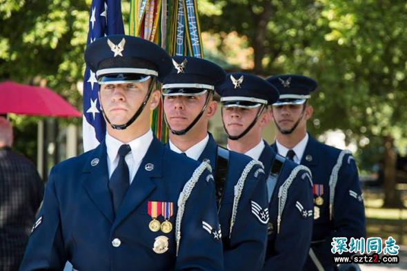 美国空军撤销上校拒绝支持同性婚姻处罚