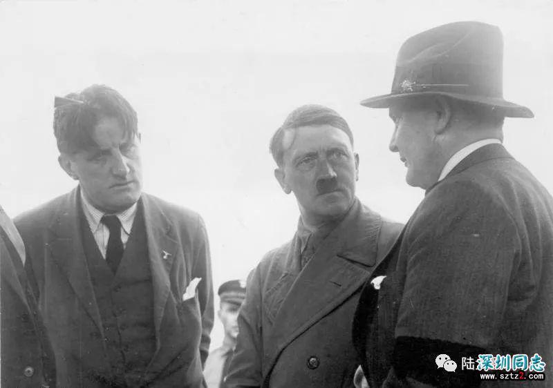 希特勒的同性情人?