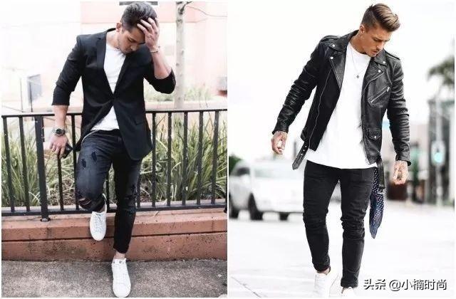 宅变帅很难?掌握黑白穿搭的准则,造型质感立刻提升档次
