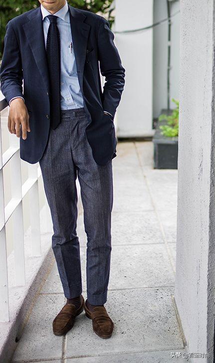 """1米7以下男士穿搭技巧:10种方法,让你""""增高""""至少10公分"""